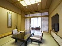 【ジュニアスイートルーム】和室10畳+ベットルーム