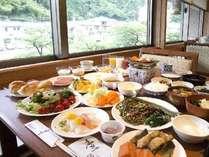 【朝食バイキング】朝食バイキング盛り付け例