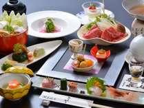 選べるメイン料理会席 3種類のメインからご選択