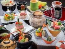 ☆【米沢牛など山形の食材を堪能する】料理長特選懐石料理プラン