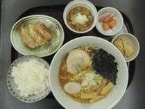 【二次会処】そば処・山里の「スタミナ定食」(要予約)