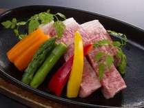 【追加料理】山形牛ステーキ 100g3500円(税別)※要2日前予約
