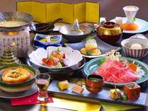 【料理】2016年12月~2017年3月人気NO.1!メイン料理が選べる当館スタンダードチョイス会席