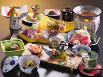 ☆【地元の食材を上品に】リーズナブルに山形の恵み・和の味を感じる『お手軽会席プラン』