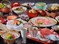◆山形県民限定◆【県民泊まって応援キャンペーン】3月末まで!「米の娘豚」会席プランがお得♪