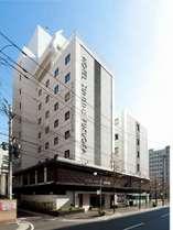 ホテルサンライン福岡博多駅前の外観です♪