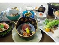 ★5/9~7/17ほっき貝サービスキャンペーン★食事ボリューム控え目プラン
