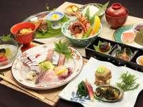 ~*【お盆期間特別企画】8/10~8/17限定◆◇夏を味わう日本料理のお夕食*~