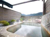 眺望が素敵な露天風呂
