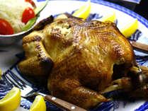 【鶏の丸蒸し&料理少なめ】うなぎ湖畔名物「鶏の丸蒸し」メイン★お料理少なめプラン♪