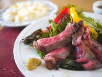 希少な氷温熟成肉。