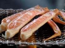 【冬限定♪お手頃かに会席♪ポイント2%】カニ鍋♪焼き蟹♪ずわい蟹♪とろとろの美肌温泉も♪