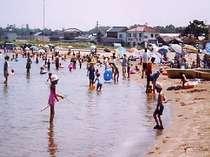 《季節限定》早めの予約でお得な、夏休み&海水浴プラン♪