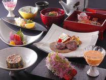 【美湖膳】最上級料理プラン。調理長の一押しの美食和会席をお愉しみください。