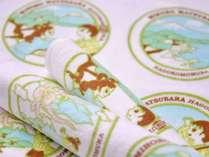 *【富士山世界文化遺産登録記念】羽衣みほちゃんオリジナルハンドタオル