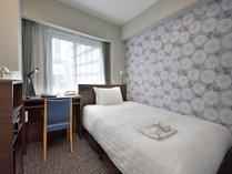 2018年7月より一部客室がリニューアル!!より安心・快適・清潔なお部屋をご利用ください。