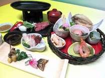 季節の懐石料理