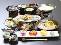 【特選会席】海の幸を贅沢に楽しむ「あわび陶板焼き+お刺身10種舟盛り」<個室食>