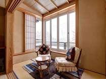 *【新館:スタンダード】冬は窓から幻想的な雪景色がお楽しみいただけます