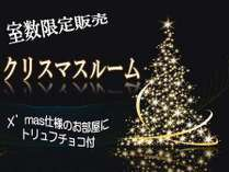 【室数限定】☆ クリスマスルーム(禁煙) ☆~X'masは2人で赤坂・六本木をオシャレに過ごせマス♪~