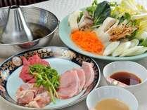 信州自慢のお肉の食べ比べ。信州プレミアム牛・信州豚・信州福味鶏。信州の味を堪能ください。