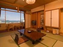 海洋館寛ぎの和室《10畳+トイレ・バス付》