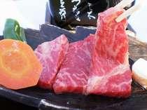地元ブランド牛「熊野牛」じゅわっと焼いておいしい♪