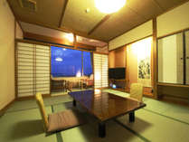一般客室(10畳和室バストイレ付) 素泊まりプラン お一人様5,000円~