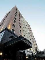 高級感あふれる超・ビジネスホテル