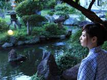 静かなときを過ごす優雅な風景~