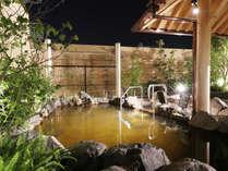 大浴場/露天大浴場/源泉かけ流し湯