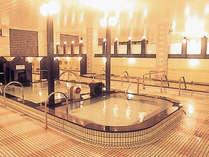 ウィングパーク スーパー温泉 元気湯