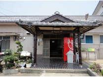 【外観】民宿 勝丸荘でゆっくりお寛ぎください。