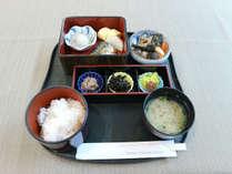 【朝食一例】< 和定食 or 洋定食 >どちらかお好きな定食をお選びください♪