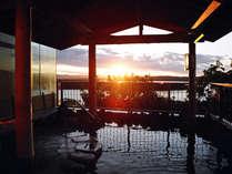 *網走湖の眺めと美しい夕景で疲れを癒す・・・