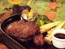 【元気回復★スタミナプラン】お肉の本当のおいしさ、お楽しみ下さい★黒毛和牛サーロインステーキコース