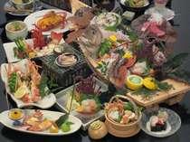 伊勢海老がお一人様2匹チョイスできます。3種のお味を楽しんでみては?,三重県,味覚の宿 幸洋荘