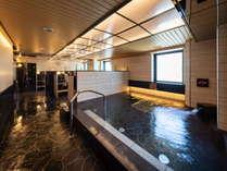 最上階15階 大浴殿「玄要の湯」宿泊者専用無料(6:00~10:00、15:00~26:00)