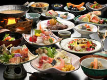 【期間限定◆グレードアップ和食膳】贅沢に料理長快心の膳★厳選十勝食材の十勝饗膳プラン