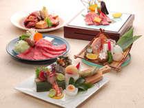 【1/2~3/31限定】冬の遠州の味覚!選べるコース料理!5種の日本料理プラン<1泊2食>