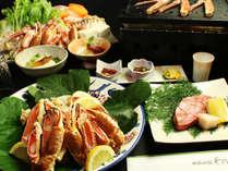 【リーズナブル★蟹鍋コース】お得にかに神鍋☆遊んではしゃいで蟹食べYO!〔一泊二食〕