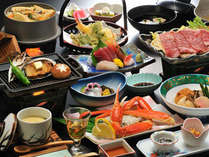 ◆お盆の3日間限定!◆1日先着5組様だけの特別プラン★豪華食材饗宴★食材を一度に味わう贅沢会席