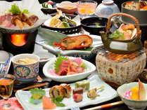 【秋限定】秋の味覚の松茸料理3種とさらに伊勢海老を堪能できる期間限定お料理プラン♪
