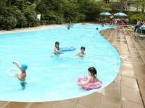 【屋外プール】夏期限定 ※2021年の営業期間は7/22~8/29(予定)