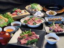 【5月末まで】お肉大好きな方必見!熊野牛食べ尽くすスペシャルプラン★