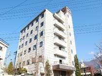 ホテルルートインコート上山田