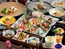 【お料理コースのランクアップ】贅沢な能登の和モダン会席を味わう