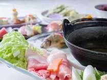【GW2食付★創作和風膳】八ヶ岳の新鮮お野菜、旬の魚介やお肉など、会席料理とはちょっと違うグルメ料理