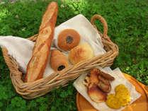 【パン作り体験付】ご朝食は自分で作ったパンをぱくっ♪ファミリー、グループ、女子旅におすすめ♪