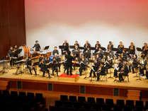 【5月27日限定】北の杜吹奏楽団コンサートとワンドリンク付和中折衷ディナー